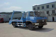 葛汽牌CGQ5126ZBSKB型摆臂式垃圾车