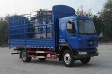 东风柳汽国三单桥仓栅式运输车160-180马力5-10吨(LZ5165CSRAP)