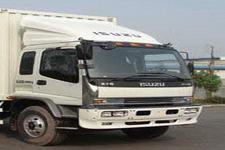 庆铃牌QL5250XRTFZJ型厢式货车图片