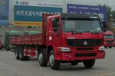 豪泺前四后八货车320马力16吨(ZZ1317N4667C1C)