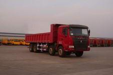豪运前四后八自卸车国三320马力(ZZ3315N4665C2L)