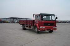 黄河国三单桥货车220马力8吨(ZZ1164K4715C1)