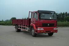 黄河国三单桥货车220马力8吨(ZZ1164K6015C1)