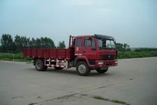 黄河国三单桥货车160马力8吨(ZZ1164G4215C1H)