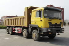 远威前四后八自卸车国三350马力(SXQ3310M7N-4)