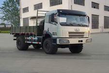 解放牌CA2151P2K2T5A70E3型平头4X4越野载货汽车图片
