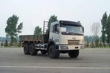 一汽解放平头6X6越野货车(CA2191P2K2TA70E3)
