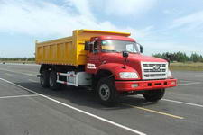 解放牌CA3250K2T1E型�L�^柴油自卸汽��D片