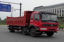 中汽前四后四自卸车国三180马力(ZQZ3251G1)