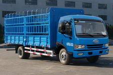 华凯牌CA5120CLXYK28L4E3B型仓栅式运输车