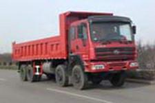 榆公前四后八自卸车国三336马力(YCG3314TTG466)