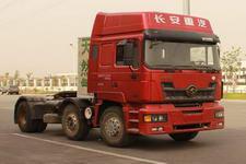 远威前四后四半挂牵引车299马力(SXQ4250M6N-4)