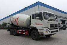 楚胜牌CSC5250GJBA型混凝土搅拌运输车