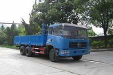 特商国三后双桥,后八轮货车260马力8吨(DFE1166GF1)