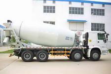 FYG牌FYG5313GJBC型混凝土搅拌运输车图片