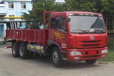 解放国三后双桥,后八轮平头柴油货车280马力9吨(CA1190P1K2L2T1NA80)