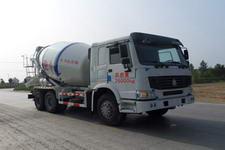 楚胜牌CSC5257GJBZ型混凝土搅拌运输车