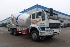 楚胜牌CSC5251GJBZ12型混凝土搅拌运输车