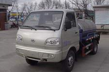 黑豹牌HB2315G型罐式低速货车图片