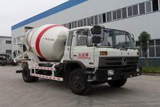 楚胜牌CSC5120GJBDS型混凝土搅拌运输车