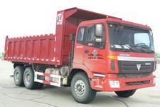 冰花牌YSL3258DLPKE-1型自卸汽车