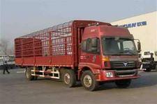 福田欧曼国三前四后四仓栅式运输车220-231马力15-20吨(BJ5252CCY-1)