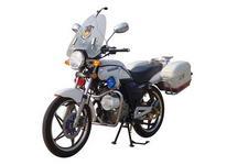 豪进牌HJ125J型两轮摩托车图片
