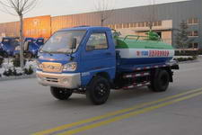 时风牌SF1720G型罐式低速货车图片