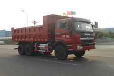 荣沃后双桥,后八轮自卸车国三180马力(QW3251)