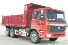 冰花牌YSL3258DLPJB-24型自卸汽车