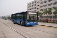 10.5米 10-36座宇通混合动力电动城市客车(ZK6106PHEVG1)