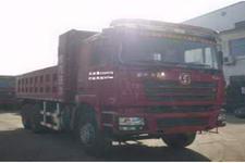 陕汽通力后双桥,后八轮自卸车国三271马力(STL3255DM404)