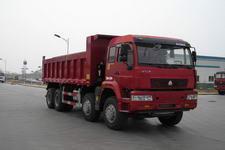 黄河前四后八自卸车国三241马力(ZZ3314K3065C1)