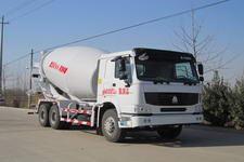 匡山牌JKQ5252GJB型混凝土搅拌运输车