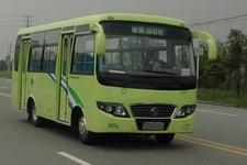 南骏牌CNJ6661JQNM型城市客车