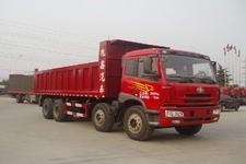 兆鑫前四后八自卸车国三245马力(CHQ3311ZZX)