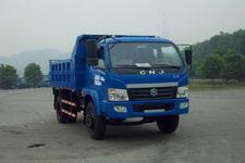 南骏牌CNJ3120ZFP34M型自卸汽车