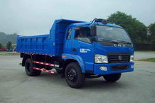 南骏牌CNJ3160ZFP34M型自卸汽车