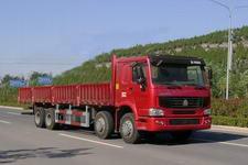 豪泺前四后八货车420马力16吨(ZZ1317V4667C1)
