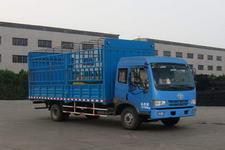华凯牌CA5160CCYKJLLP3R5型仓栅式运输车
