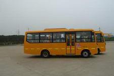 楚风牌HQG6750EXC4型小学生校车图片2