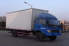 南骏牌CNJ5160XXYPP48M型厢式运输车