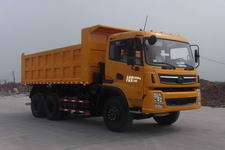 南骏牌CNJ3250ZRPA48M型自卸汽车