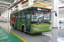 8.1米|15-30座白云城市客车(BY6810NG)