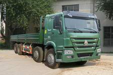 豪泺前四后八货车340马力18吨(ZZ1317N3867D1LH)
