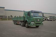 豪泺国四前四后八货车339马力20吨(ZZ1317N4667D1B)