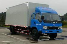 南骏牌CNJ5140XXYPP42M型厢式运输车