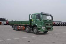 豪泺前四后八货车340马力20吨(ZZ1317N4667D1LB)