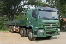 豪泺前四后八货车340马力20吨(ZZ1317N3867D1LB)