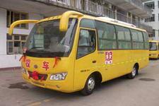 楚风牌HQG6660EXC4型小学生校车图片3